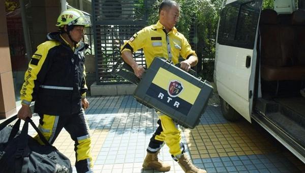 杭州民间救援队赴厄瓜多尔抗震救灾
