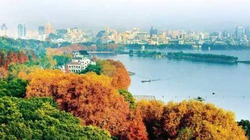 杭州最美季这13处风景不能错过