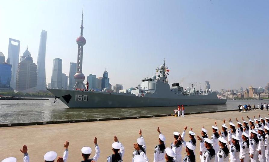 海军远航访问编队23日启航 将赴20余个国家友好访问