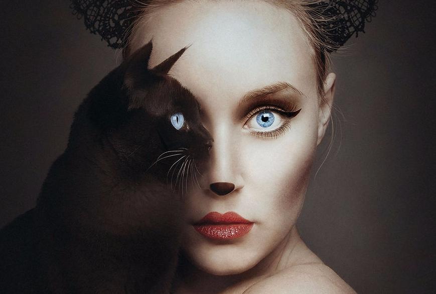 独一无二:当人类有了动物的眼睛