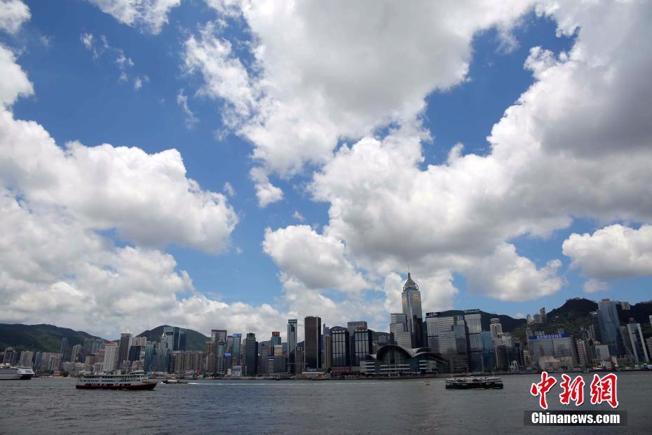 香港回归祖国20周年 璀璨的东方之珠