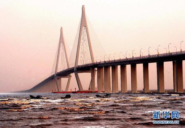 CNN评世界最美大桥 中国五座大桥上榜