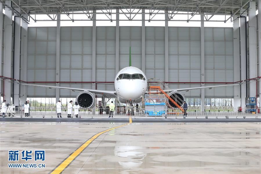 国产大型客机C919新获130架订单 计划投入6架试验机开展试飞