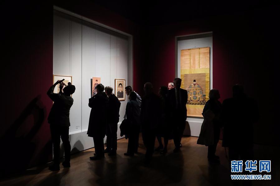 中国明清肖像画展在柏林开幕