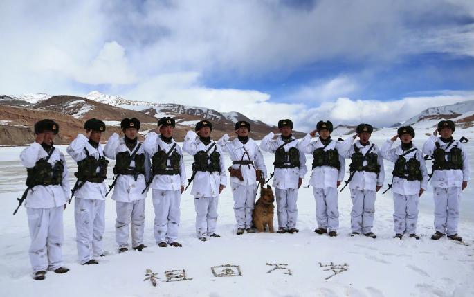全军海拔最高的哨所:海拔5418米,最美的坚守