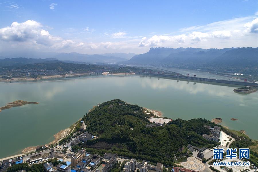 三峡水库防汛腾库进入冲刺阶段