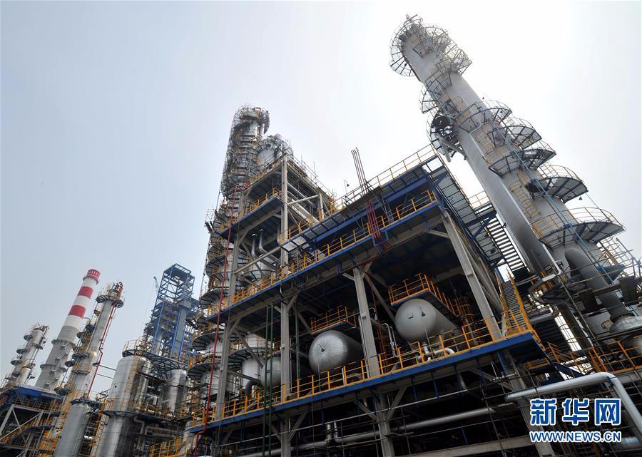 华北石化千万吨炼油升级改造项目进入攻坚收尾阶段