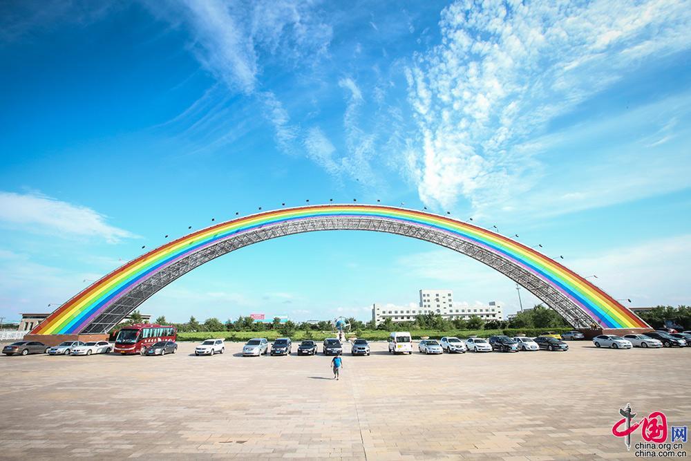 【新时代·幸福美丽新边疆】探访二连浩特公路口岸