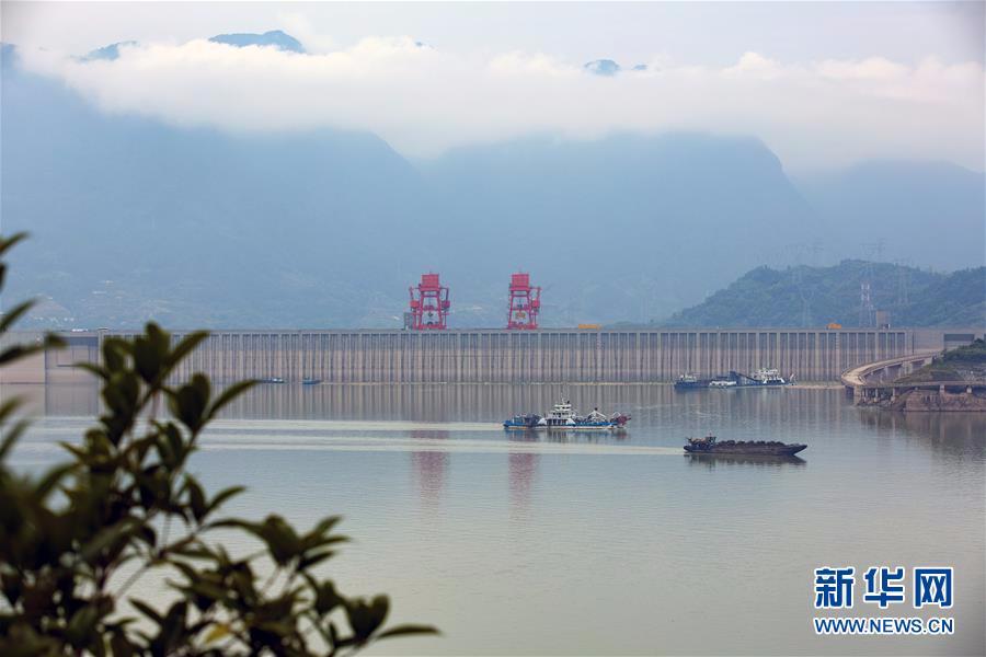 三峡水库今年175米实验性蓄水正式启动