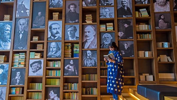 最文艺图书馆在乌镇悄然开业