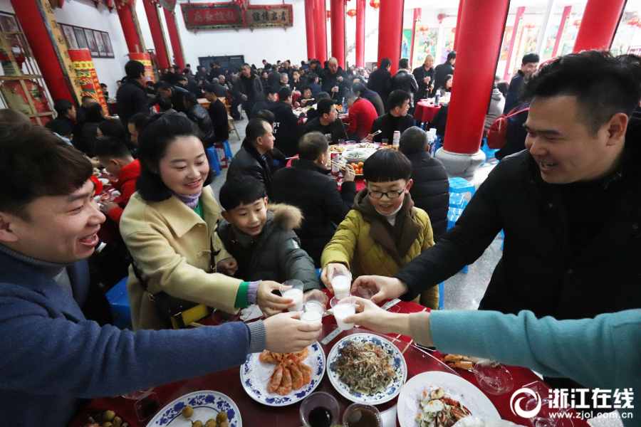 温州:欢聚度佳节 共叙邻里情