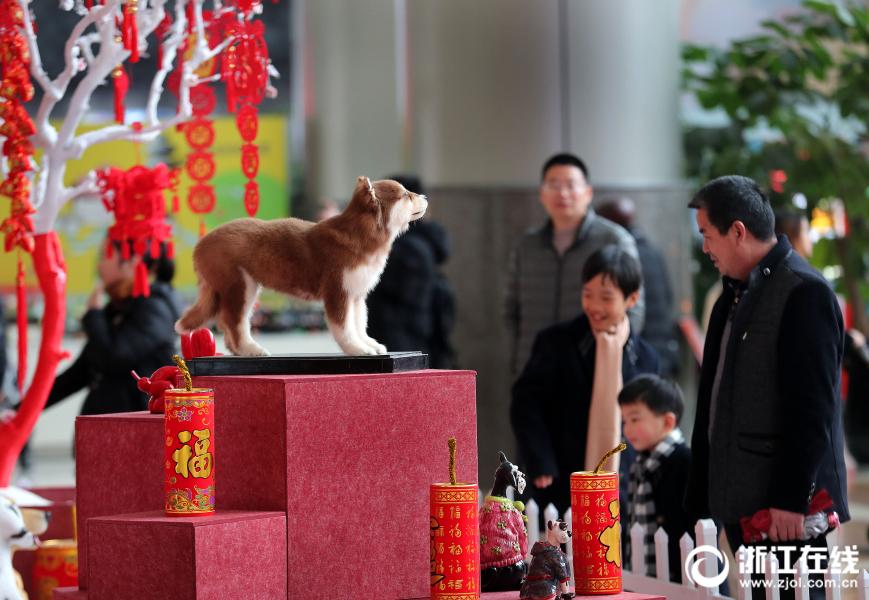 杭州:走进博物馆  过个文化年
