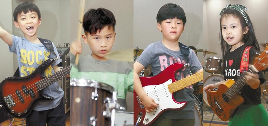 """四只来自杭州的""""小怪兽""""要去迷笛音乐节唱歌啦"""